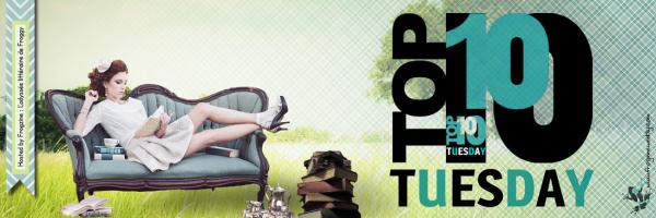 Top Ten Tuesday ! (4)