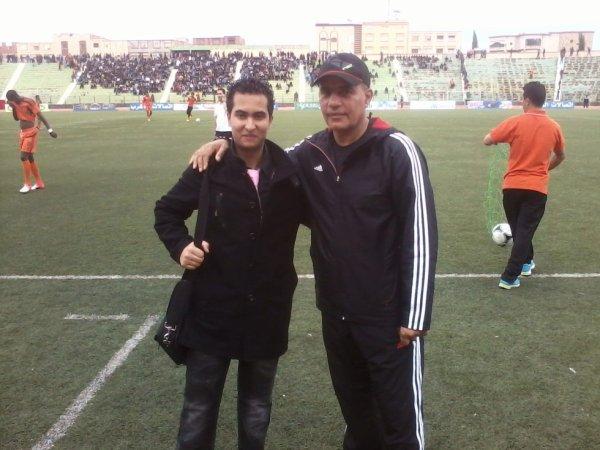 Moi BaDro Et Abderahim Talib