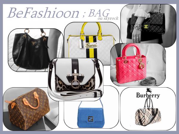 BeFashioon ; BAG