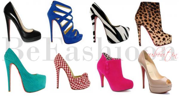 chaussures louboutin et prix