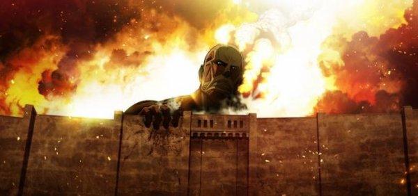 Shingeki no Kyojin - L'attaque des titans