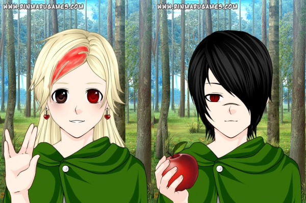 Asuna et Rogue dans SNK