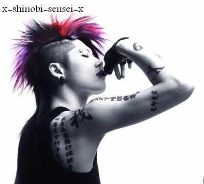 Miyavi Album S Blog De X Shinobi Sensei X