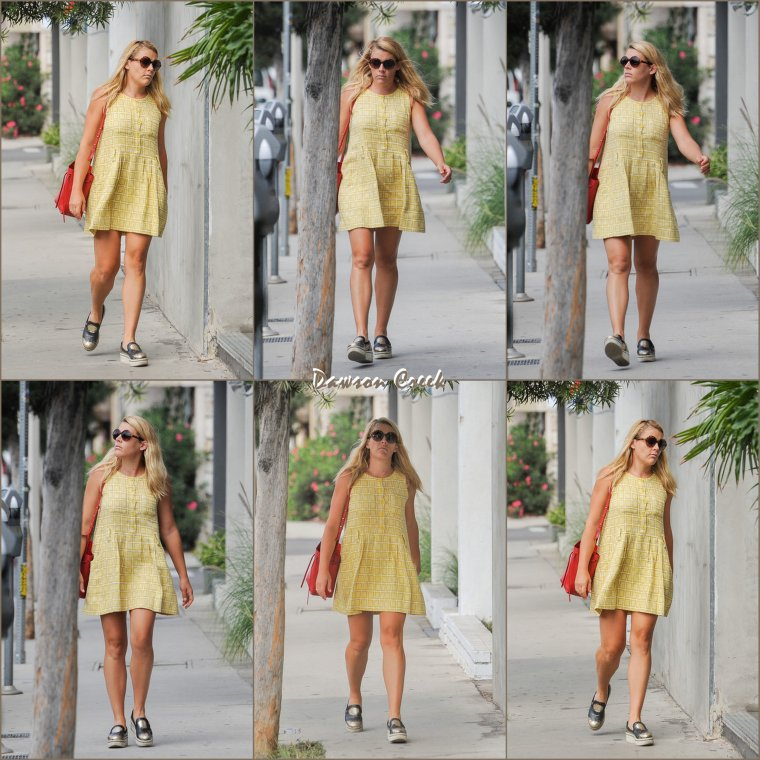 Busy philipps à Los Angeles
