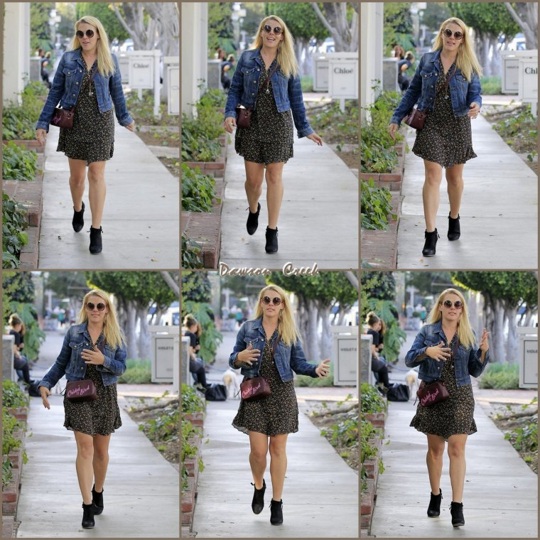 Busy Philipps àLos Angeles