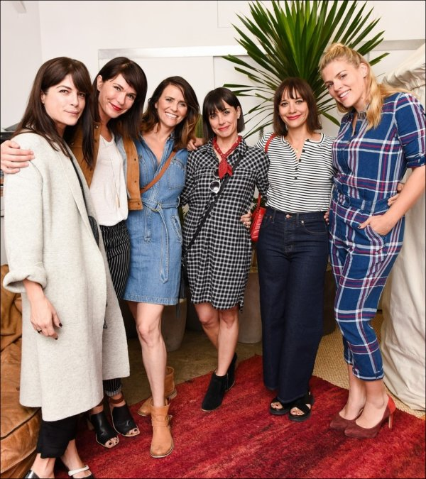 Madewell Holiday Pop Up Event