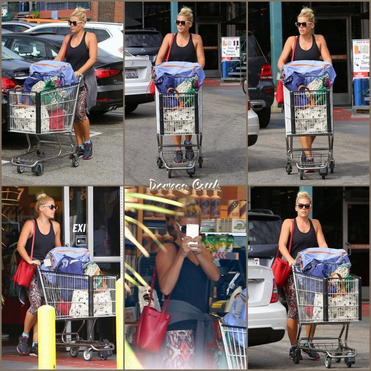 Busy Philipps à West Hollywood