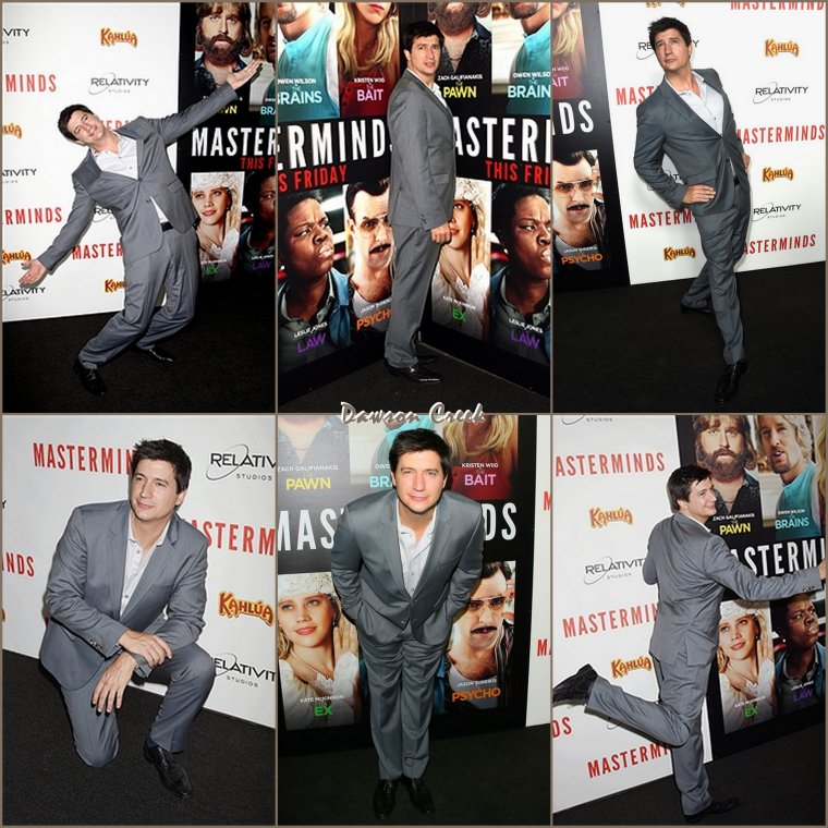 "Premiere Of Relativity Media's ""Masterminds"""