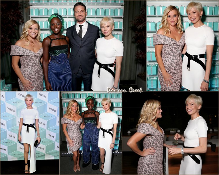 Private dinner toasting Lupita Nyong'o and celebrating Legendary Style