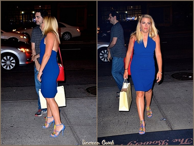 Busy Philipps à New-York