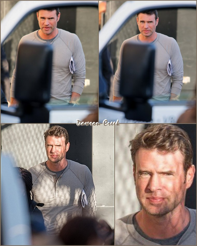 Scott Foley à Los Angeles