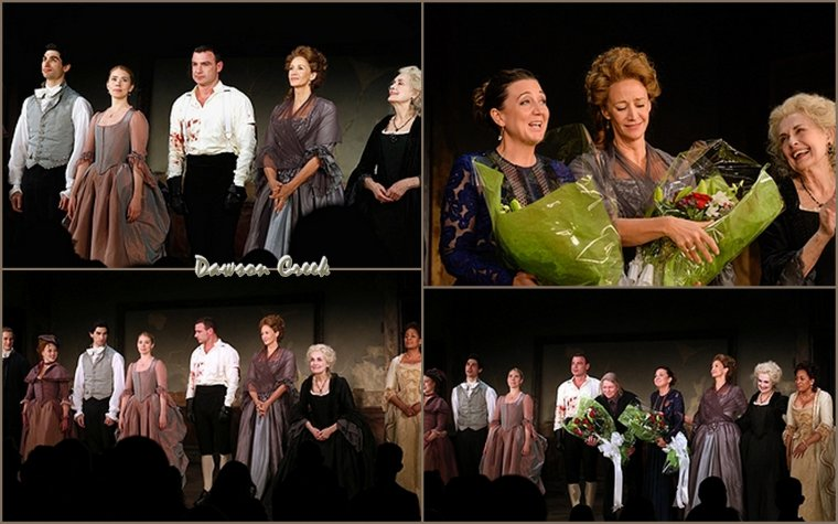 """Les Liaisons Dangereuses"" Opening Night"