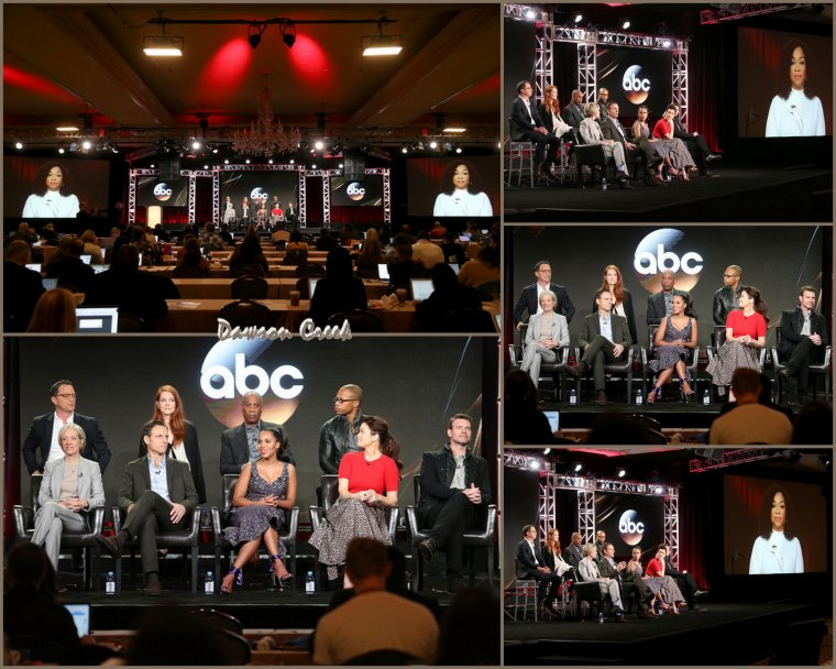 2017 Winter TCA Tour