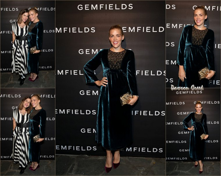 Gemfields Celebrates Ruth Negga And Karla Welch