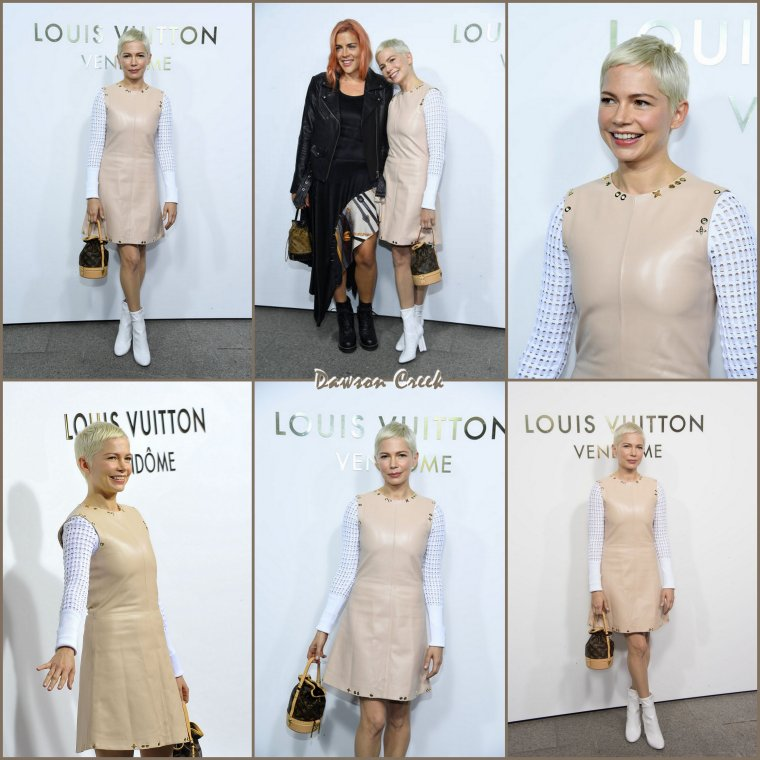Louis Vuitton's Boutique Opening