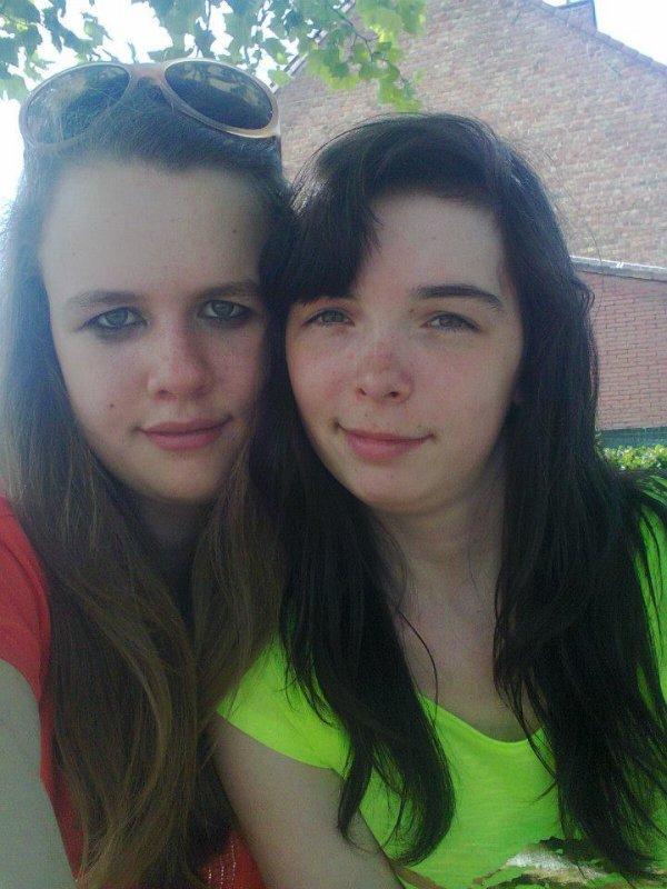 Morgane &  moi ♥