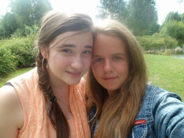 Moi  & Ma Cousine Manon ♥