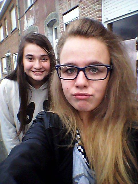 Ma Cousine &  moi ♥
