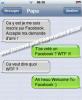 Série conversation iphone