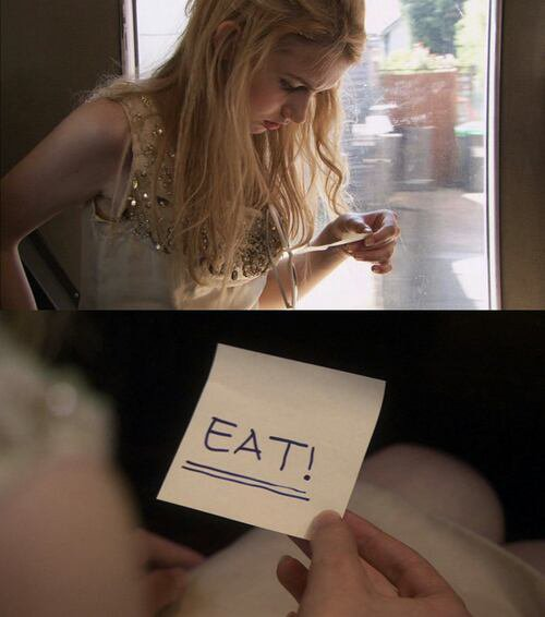 Don't eat !