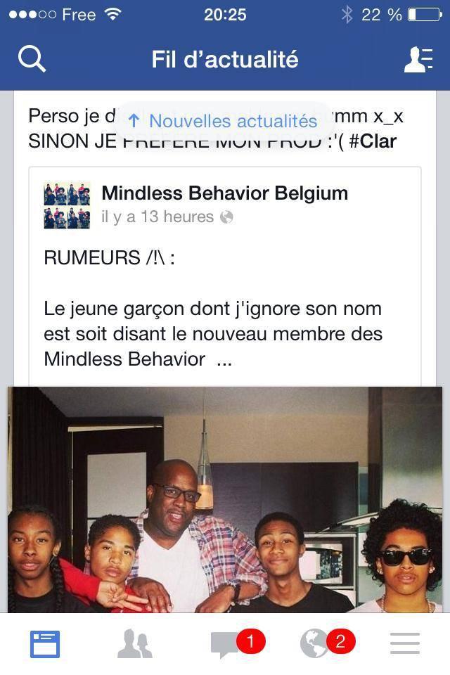 NEWS!!!!!!!!!!!! Askiparait le mec la c le nouveau membre du groupe MINDLESS BEHAVIOR !!!!!!!!!!!!