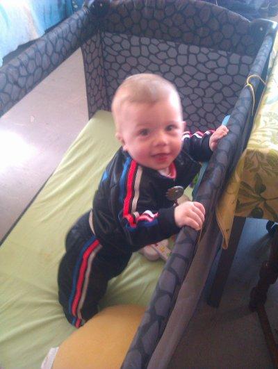Mon fils Nolan !!!
