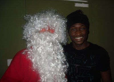 Moi & Mon Grand Papa Noël Aaaiiieee !!