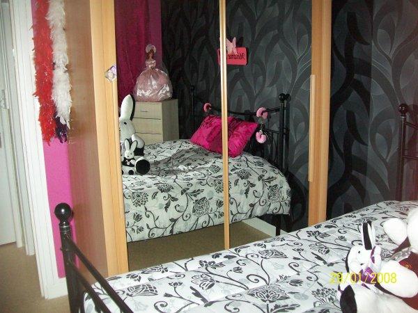 ma nouvelle chambre