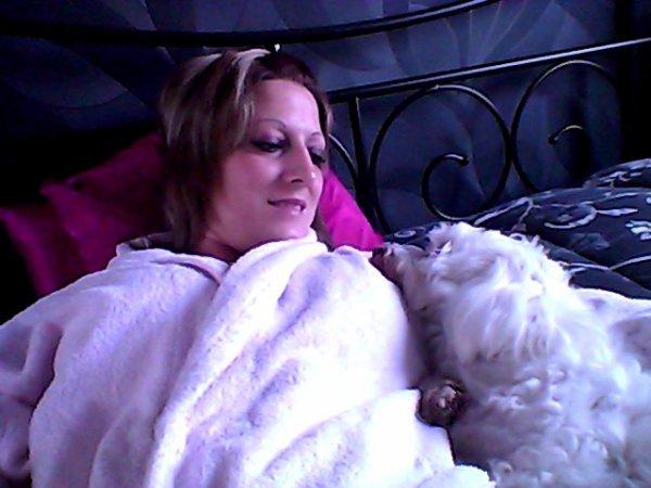 moi et mon bébé