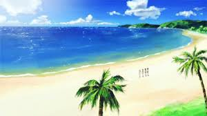 chapitre 7 : Une semaine à la plage deuxième partie : l'arrivée.