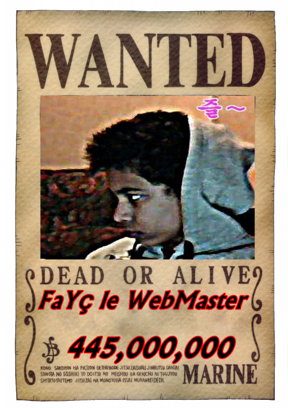 Le WebMaster