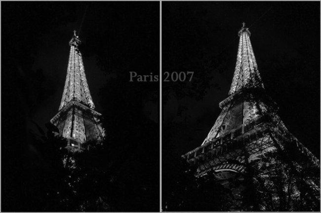 Paris_ Eiffel _ Soir _ S-1