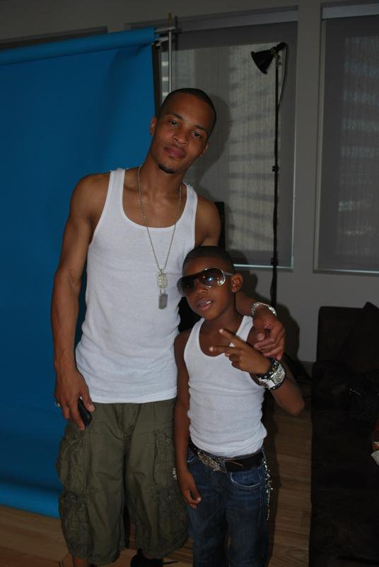 BENTLEY GREEN  AND T.I