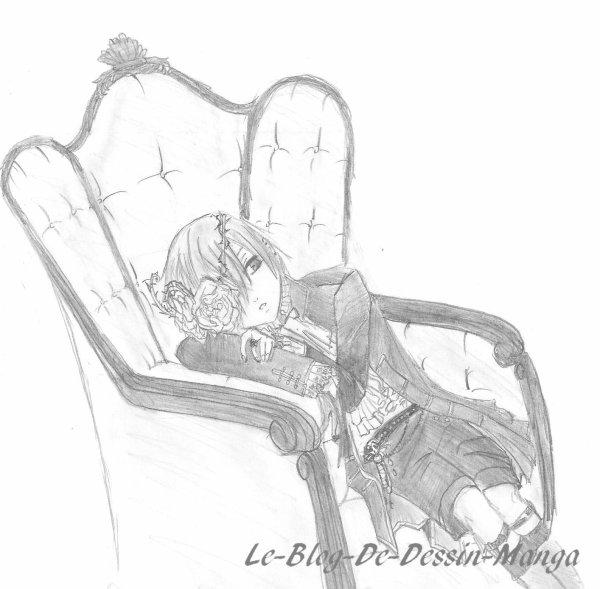 Dessin 2 Ciel Fantomhive Rico-chan