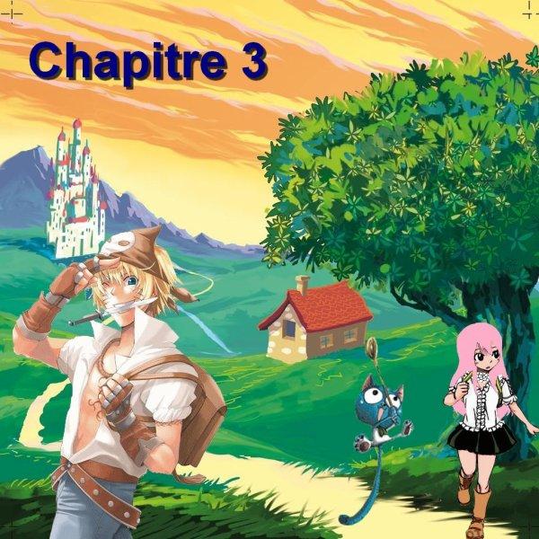 Chapitre3: L'ETOILE FILANTE