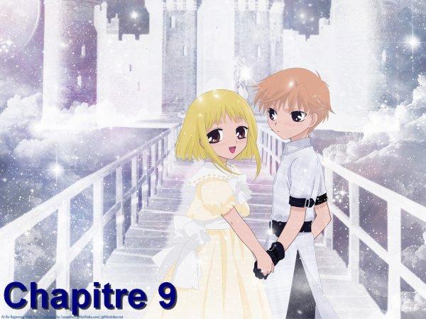 Chapitre9: L'ETOILE FILANTE