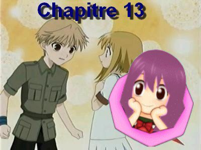 Chapitre13: L'ETOILE FILANTE