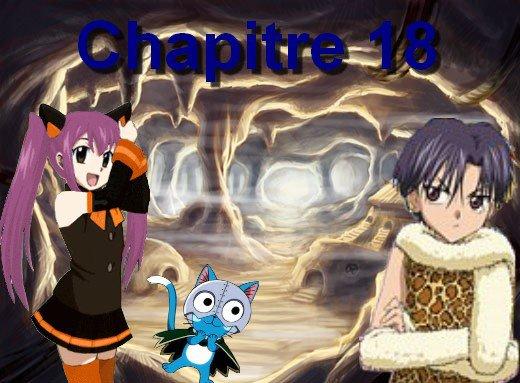 Chapitre18: L'ETOILE FILANTE