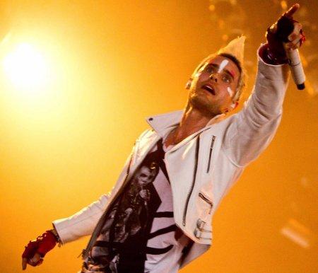 Concert aux Pays Bas. 22 aout 2010.