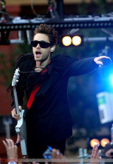 Concert à Melbourne. 2 mars 2011.