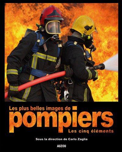 Livre: Les plus belles images de pompiers