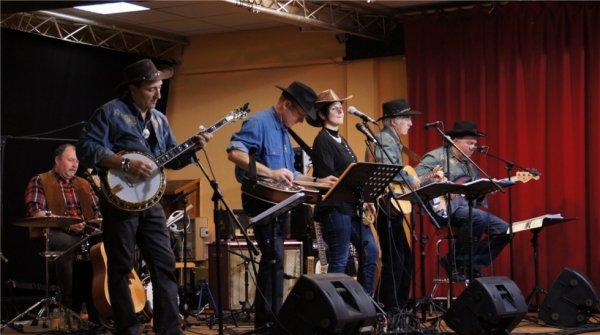Le Lysaa Country Band à Bois-Bernard le 12 octobre 2013