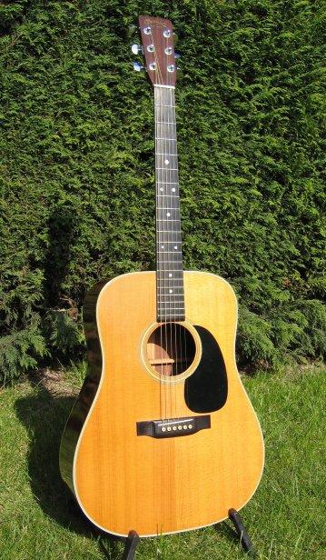 Les instruments country : la guitare américaine