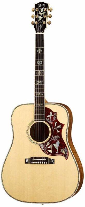 Une guitare de rêve