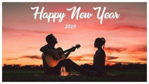 Et beaucoup d'amour en 2019 !