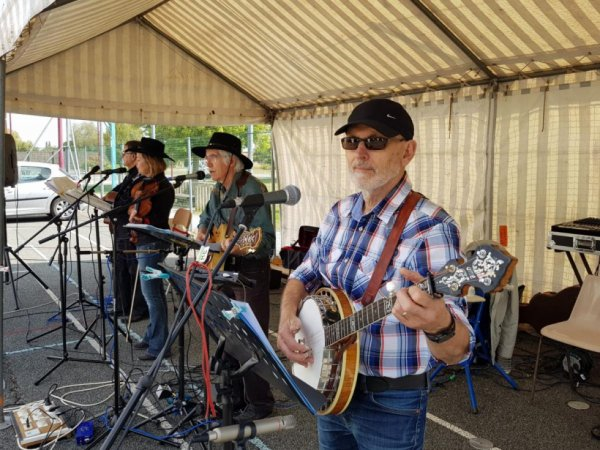 Concert du Lysaa Country Band 01-09-2019