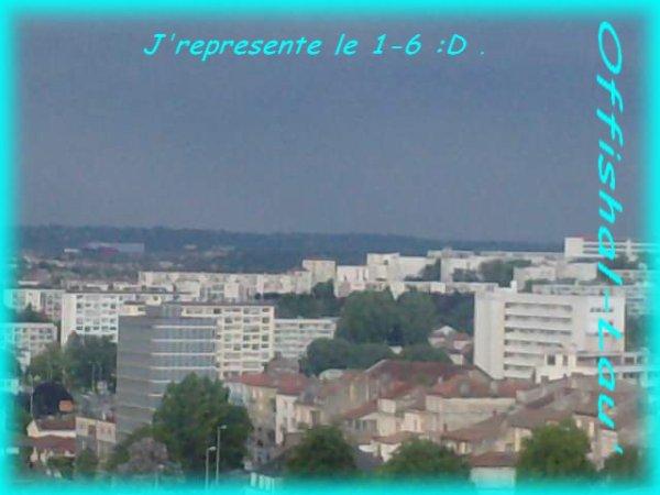 Le 1-6 (16) , Mon departement , ma fierté .  Fiere d'etre Charentaise ;D (l)
