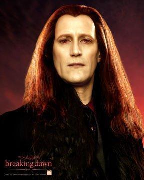 Portraits de Volturi