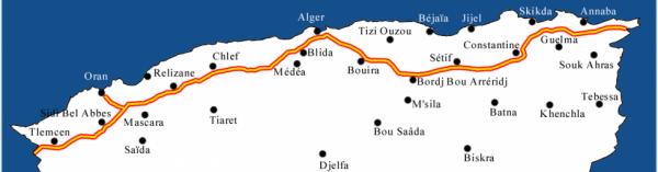 auto-route east west
