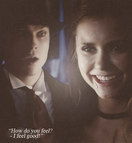 Feel so close to you. Vampire Diaries 4x04 (2012)